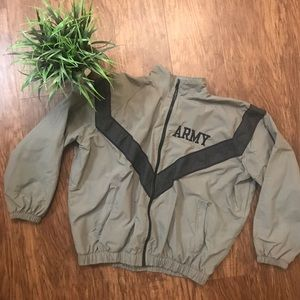Jackets & Blazers - Authentic ARMY windbreaker